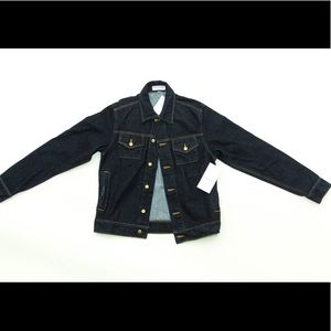 American Apparel Denim/Jean jacket made in USA